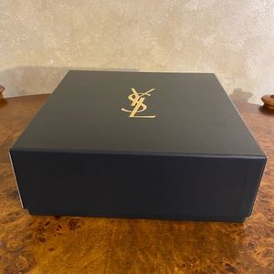 Yves Saint Laurent Other - YSL Paper Gift Box
